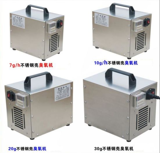 Ozone Purifier of Formaldehyde Sterilizer (SY-G008-III) pictures & photos