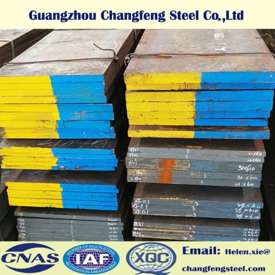 Pre-hardened P20+Ni 718H 1.2738 Alloy Steel Flat Bar
