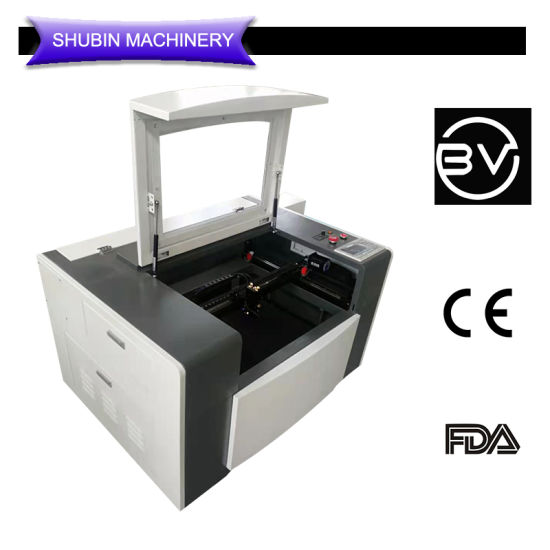 6040 CO2 Laser Cutting Engraving Machine
