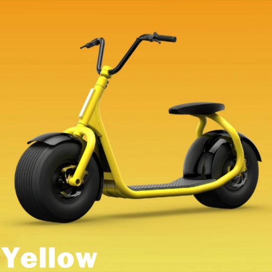 2020 Aluminium Frame High Quality 1200W Balance Scooter