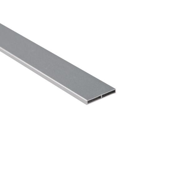 China Aluminium Pipe Factory Supply OEM Aluminium Square Tubes and Pipes