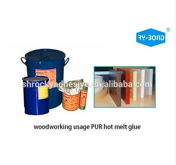 Polyurethane Rubber Hot-Melt Glue for Parquet/Laminating pictures & photos