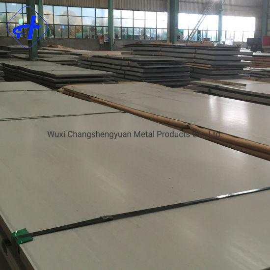 304 316L 317h 309S 310S 201 202 904L 403 409 410 Stainless Steel Sheet with Factory Price