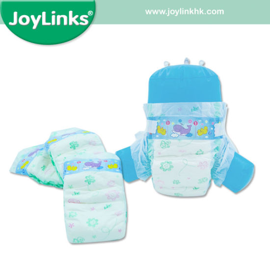 Cloth-Like Baby Diapers with Good Absorbent and Competitive Price pictures & photos