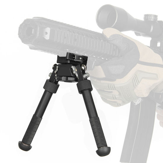 Tactical Military Adjustable Bt10-Lw17-Atlas Bipod for Hunting Cl17-0019 pictures & photos