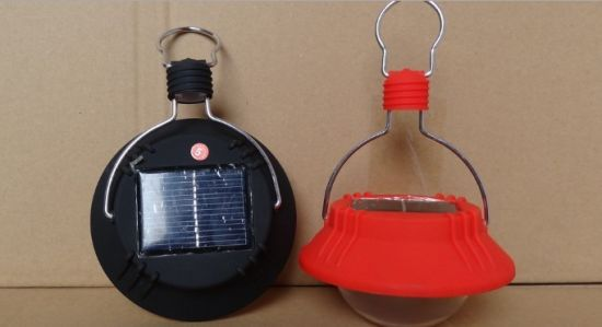 Portable 7LED Solar Camping Light Solar Emergency Hanging Lamp pictures & photos