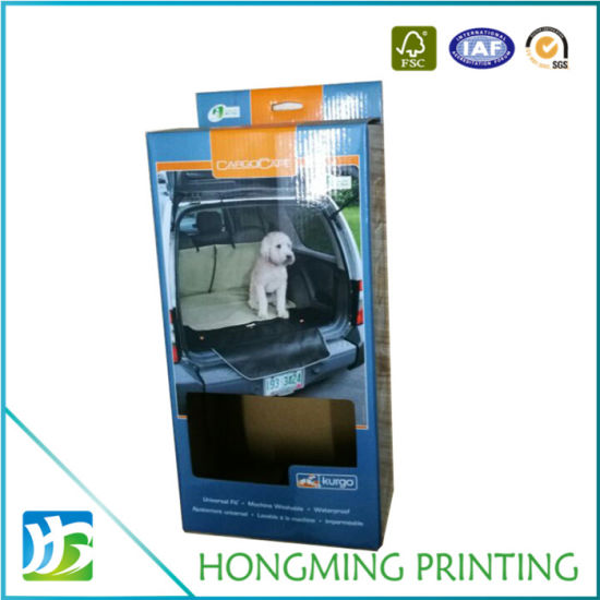 Toy Packaging Clear Window Color Corrugated Box