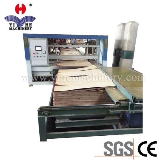 Woodworking Machinery Veneer Paving Machine Line for Plywood Making
