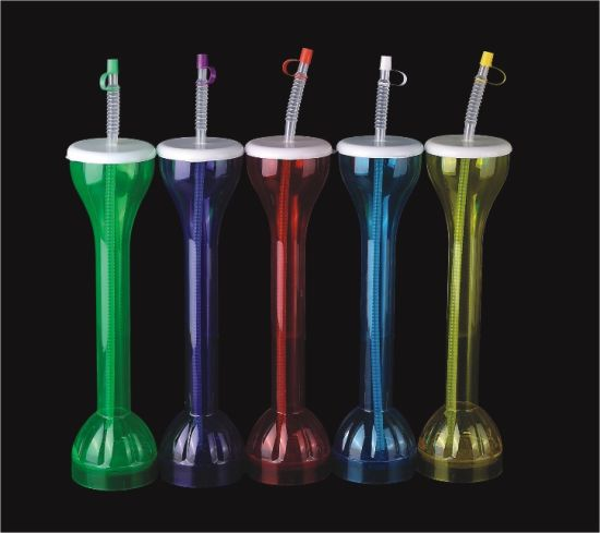 LED Flashing Straw Cup pictures & photos
