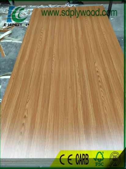 Particle Board Laminated Melamine Paper pictures & photos