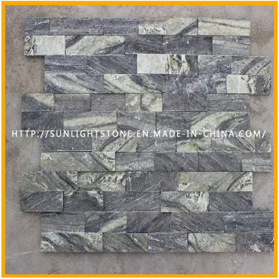 Yellow Quartz Culture Stone for Wall Cladding, Wall Tiles pictures & photos