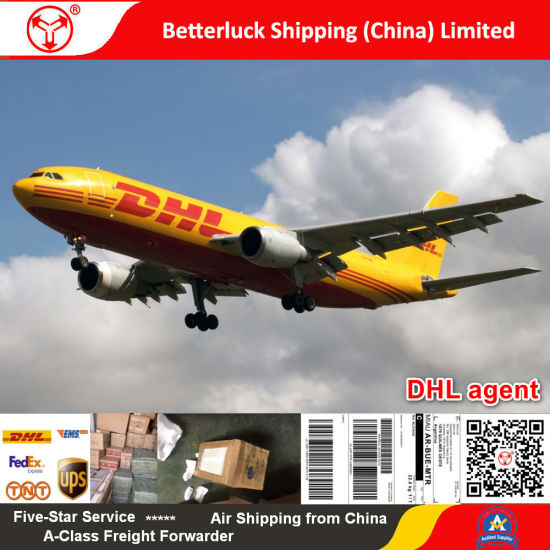 from China to Saint Vincent DHL Forwarder Express Door to Door Services Cheap Prices