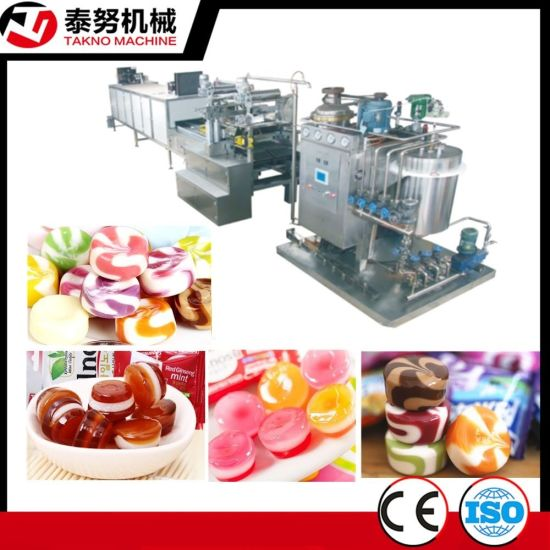 Complete Automatic Hard Candy Machine pictures & photos