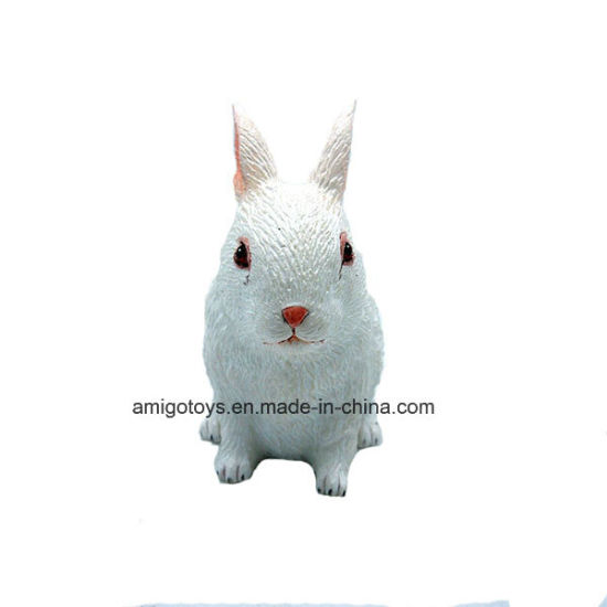 Farm Animal Vinyl Rabbit for Children as a Gift pictures & photos