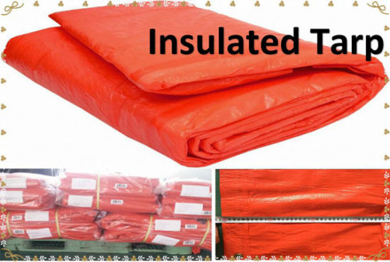 Concrete Curing Insulation Blankets for Cold Weather Protection pictures & photos