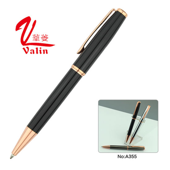 New Arrival Customized Logo Print Pen High-End Metal Pen pictures & photos