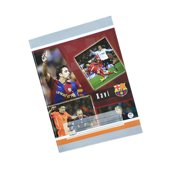 Soccer Star Softcover High Quality Exercise Book
