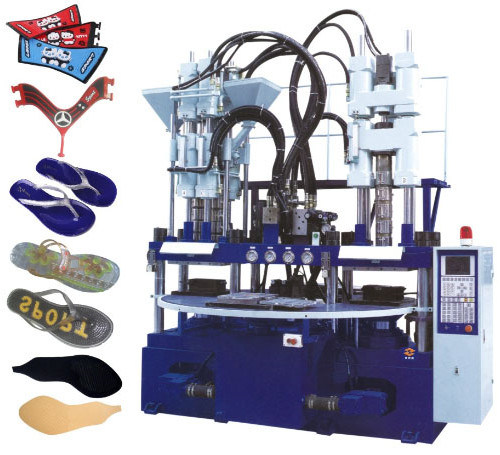 PVC Plastic Upper Making Machine pictures & photos