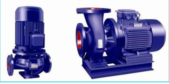 Vertical in Line Centrifugal Pump pictures & photos
