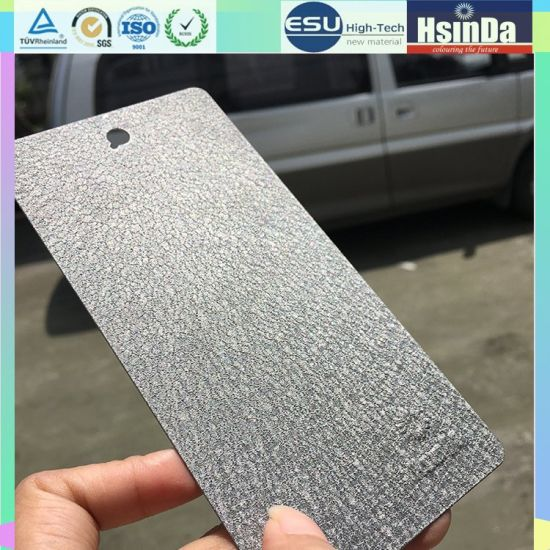 Epoxy Polyester Resin Elephant Texture Spray Powder Coating Powder Price pictures & photos