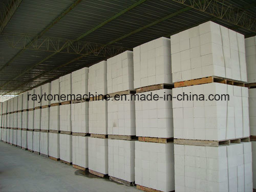 Low Cost Autoclaved Aerated Concrete Block - AAC Block