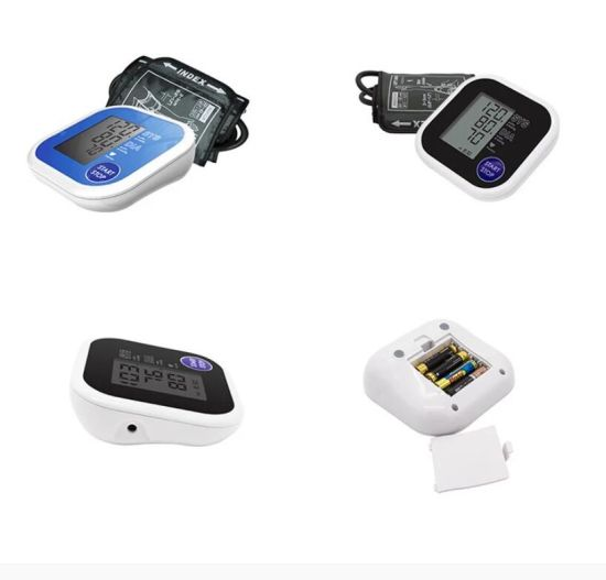 Wholesale Popular Upper Arm Blood Pressure Monitor with Latest Price pictures & photos