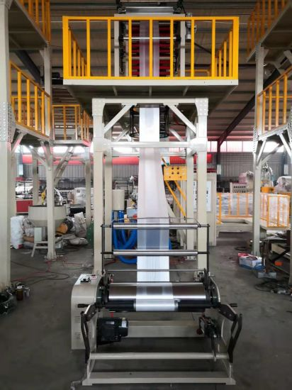 Super High Speed PE/PLA/Biodegradable/Compostable Film Blowing Machine