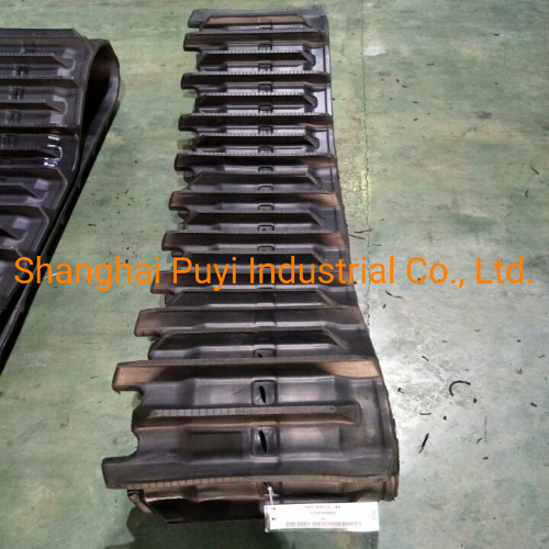 Agricultural Harvester Rubber Track 400*84ycl*44 for Kubota R1-2415 pictures & photos