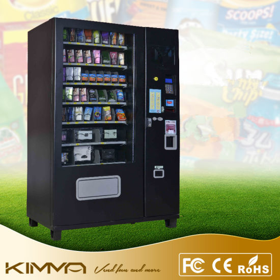 China Nail Art Supplies Advertisement Screen 10 Columns Vending