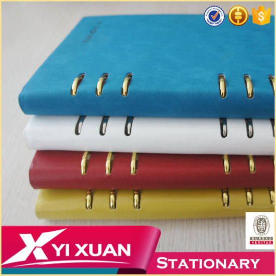 Wholesale A4 A5 Journal Hardcover Spiral Bound Notebook pictures & photos