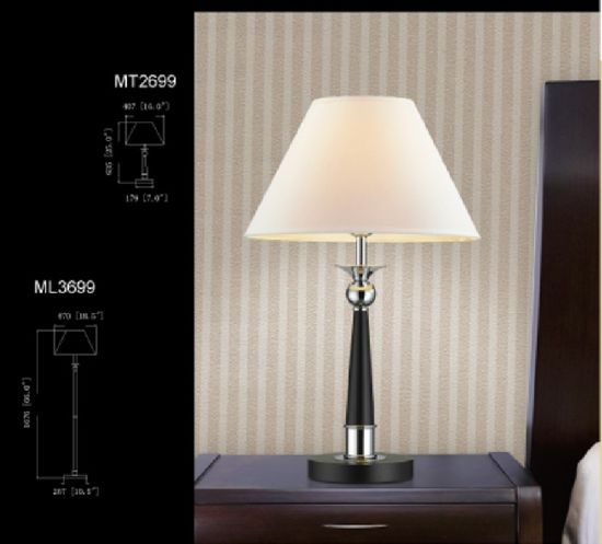 Hotel Guest Room Steel Wall Lamp (KAMC1635) pictures & photos