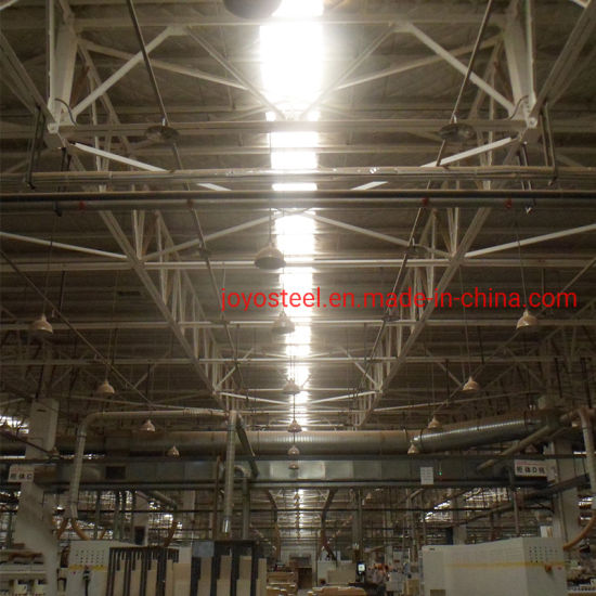 High Strength Steel Structure Building for Machinery Workshop