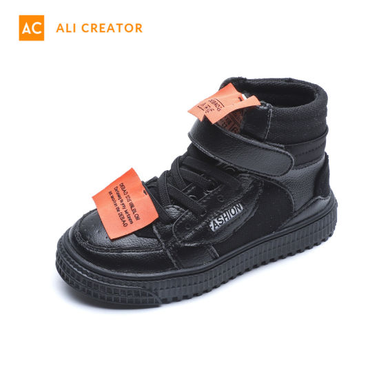 2019 Casual Children Shoes China Wholesale Sport Kids Shoes pictures & photos