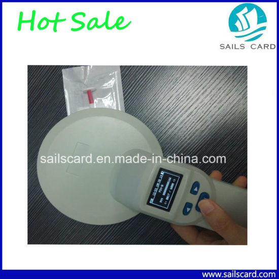 Long Range Stick Type RFID Tag Reader pictures & photos