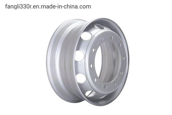 Car Wheel Hub, Steel Wheel, Truck Wheel, Forklift Truck Wheels (6.5-15)