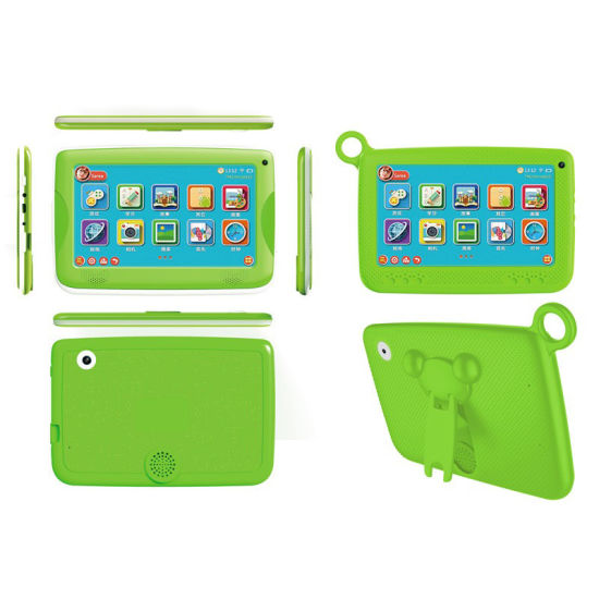 China Quad Core Android Kids Tablet, with WiFi and Camera and Games