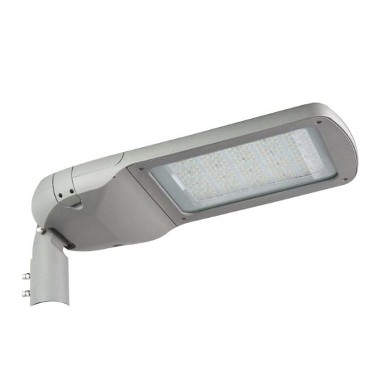 Waterproof IP66 50-150W Adjustable LED Shoebox Area Parking Lot Street Light for Outdoor Square Highway Main Road Sidewalk Lighting with Smart Control System