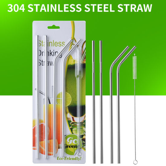 Hot Sale Stainless Steel Drinking Straws