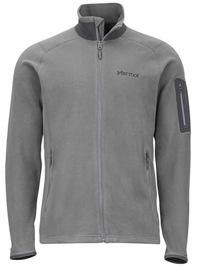 Men's Micro Polartec Fleece Jacket Winter Outdoor Sporting Knitted Jacket
