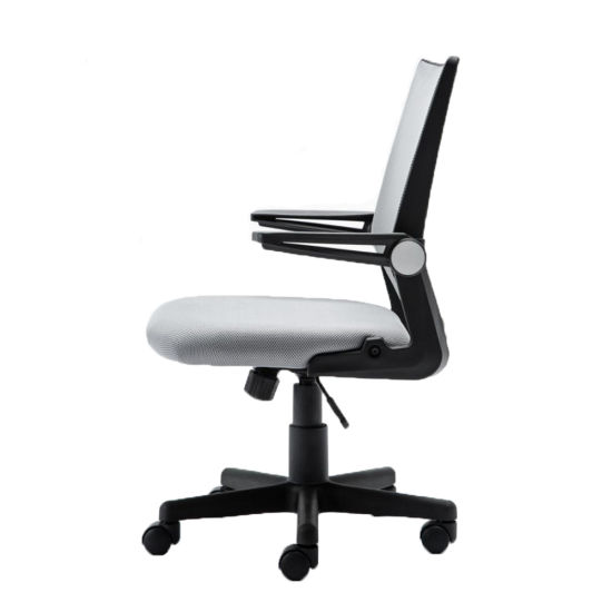 Super Casablanca Simple Installation Cheap Mesh Swivel Office Desk Mid Back Lumbar Support Desk Chair Caraccident5 Cool Chair Designs And Ideas Caraccident5Info