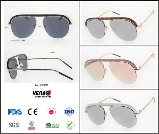 2019 New Combination Fashion Best Selling Retro Sunglasses