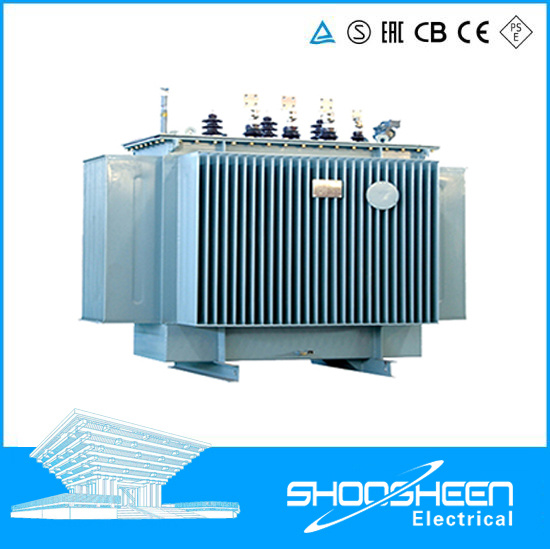 10kv Zgs Pad Mounted Transformer Prefabricated Substation for Photovoltaic
