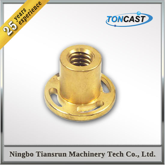 Brass Copper Alloy High Pressure Die Casting