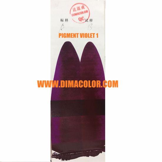 Fast Rose Lake S Pigment Violet 1