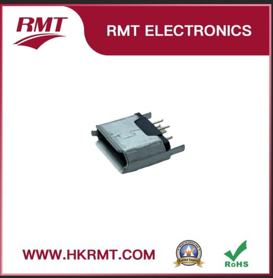 Micro USB Connector (USB-M443-0116-96181) in Stock