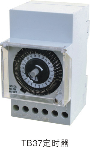 Tb17 Tb35 Tb35n Tb37 Tb370-72 Td66W TM388 Mechanical Time Switch (Mechanical Timer) pictures & photos