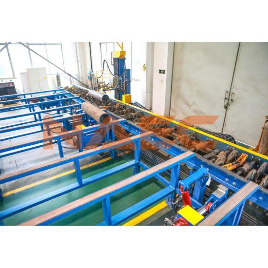 "Five-Axis CNC Flame/ Plasma Pipe Cutting/ Profiling Machine 4-32"""