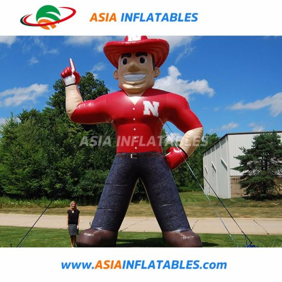 Giant Cartoon for Advertising Inflatable Promotional/Inflatable Cartoon pictures & photos