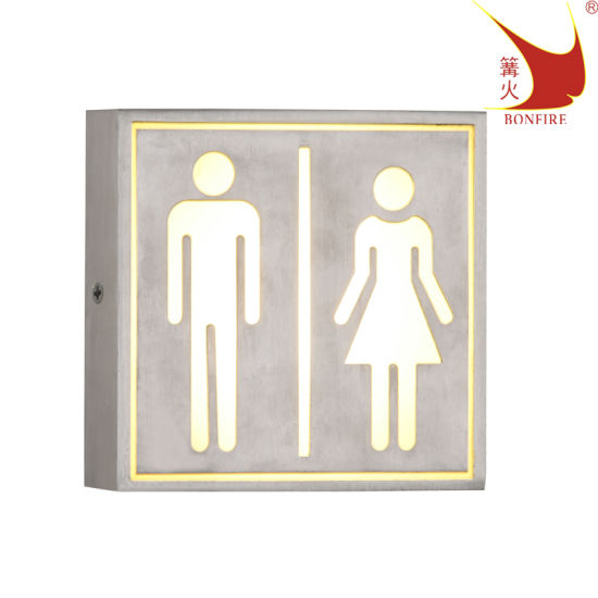 Popular Indicate LED Outdoor Sign Lamp IP65 Ce RoHS Approved