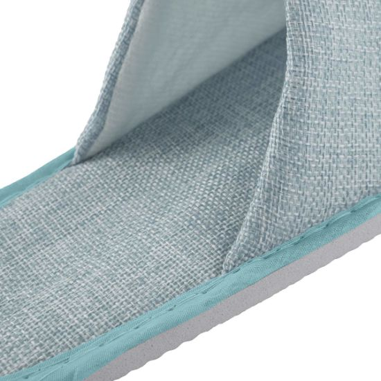 d1cdc29373b6 China SPA Hospital Hotel Custom Flip Flops EVA Slipper for Women Man ...